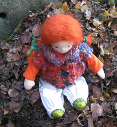 Seele im Herbst