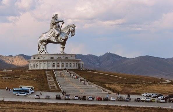 Tumba de Genghis Khan