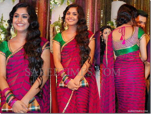 Meera_Nandan_Purple_Saree