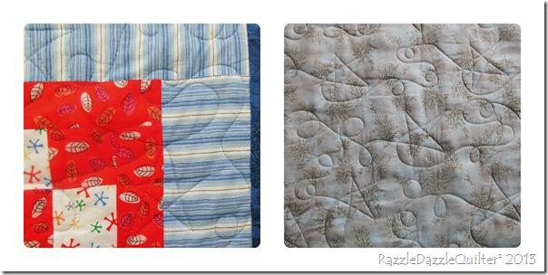 Baylees I spy quilt Collage