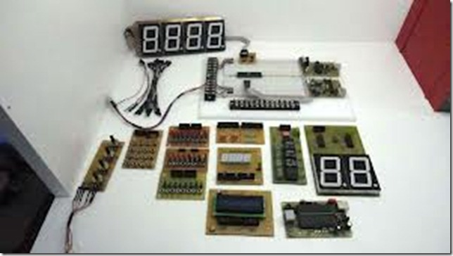 Development Systems for Microcontrollers