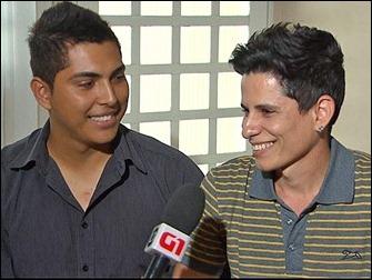 Éder Souza e Sérgio Camargos
