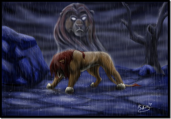 El Rey León,The Lion King,Simba (95)