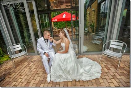 Фотографии со свадьбы в Праге - Отель