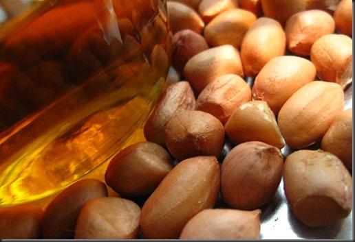 peanut n oil