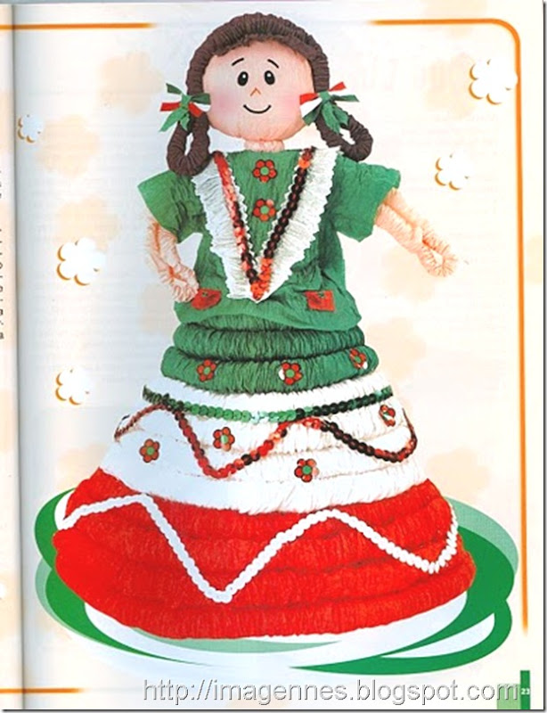 fiestas patrias mexico manualidades