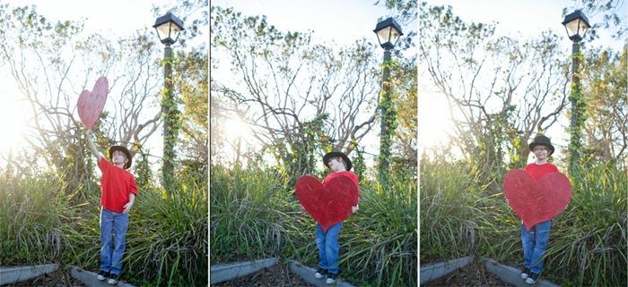 Valentine Triptych