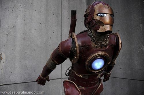 armadura iron man homem de ferro steam punk desbaratinando  (4)