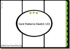 Card Patterns Sketch133