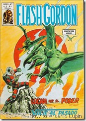 P00004 - Flash Gordon v2 #4