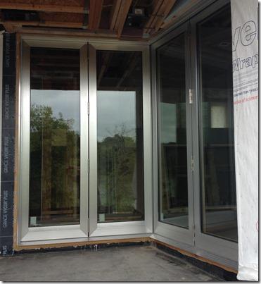 custom bifolding door