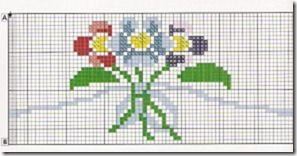 Ponto Cruz-Cross Stitch-Punto Cruz-Punto Croce-Point de Croix-249