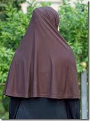 jilbab klasik panjang