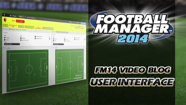 FM14 User Interface