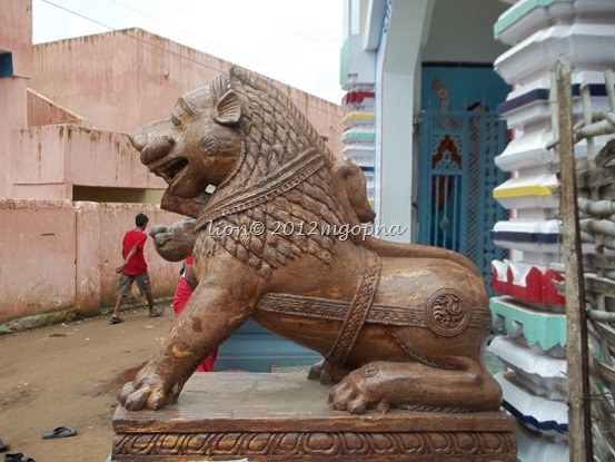 Lion Dogs4
