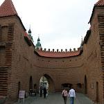 La Barbacana, la puerta de la ciudad