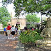 The Audubon Institute runs this outstanding zoo in Audubon Park