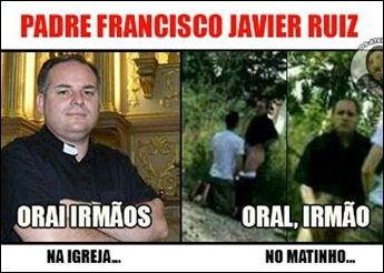 Francisco Javier Ruíz redes sociais