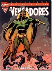 P00010 - Biblioteca Marvel - Avengers #10