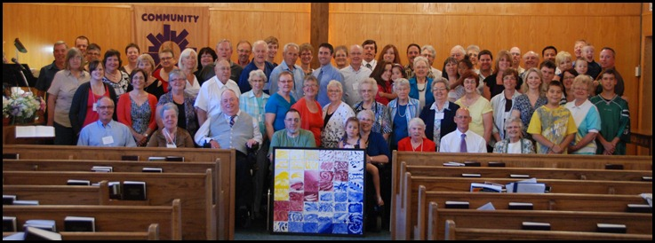 Mission Conference Group 2012