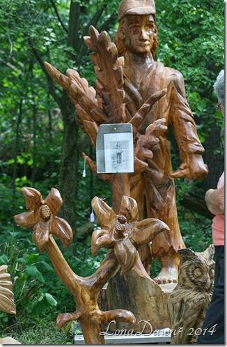 LF Wood Carvings