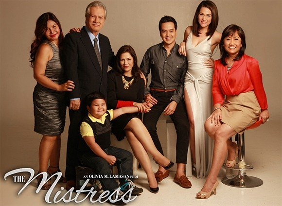 The Mistress starring Bea Alonzo and John Lloyd Cruz