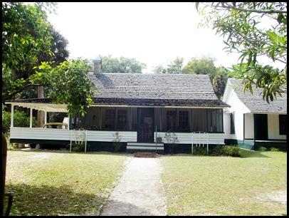 Cross Creek House