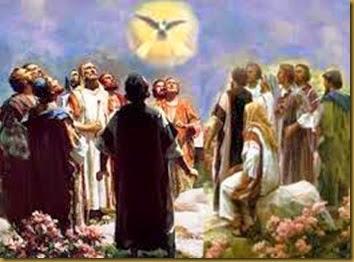 ESPIRITU SANTO EN PENTECOSTES