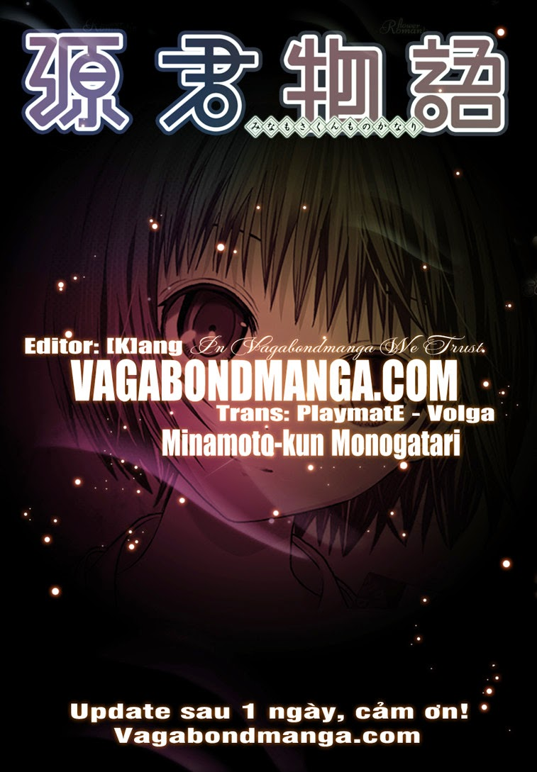 Minamoto-kun Monogatari Chap 89