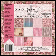 Heart and Soul Collection, Our Daily Bread designs