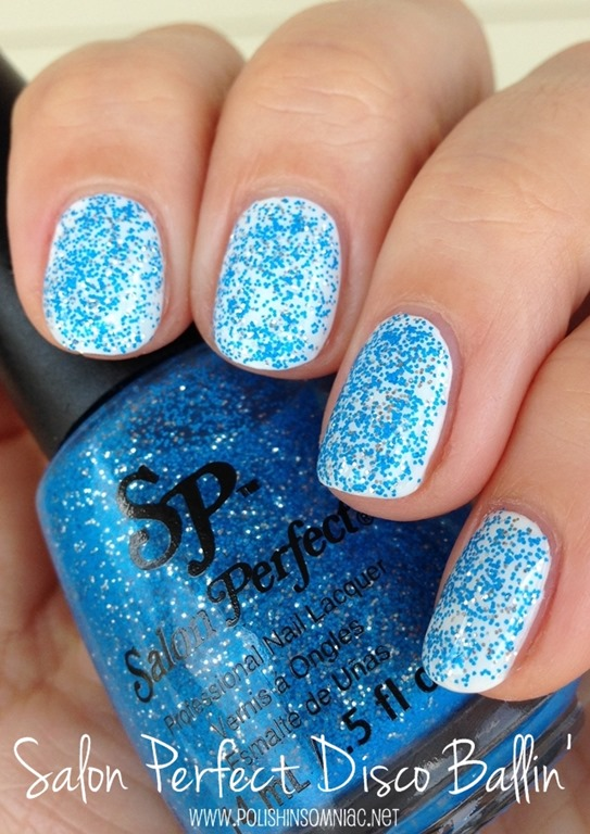 Salon Perfect Disco Ballin' from the Top Coat of The Class Collection
