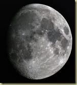 5 January 2012 Moon Mosaic