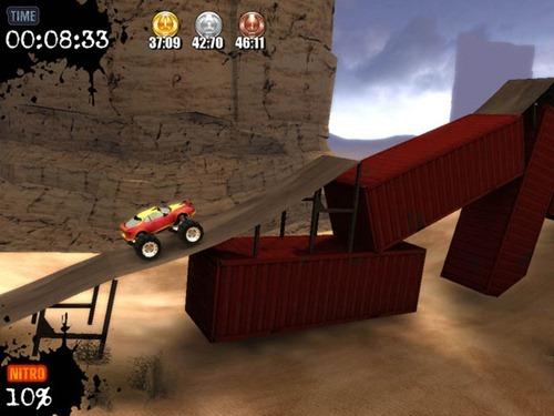 Juegos de Camiones Monster Truck Challenge 2