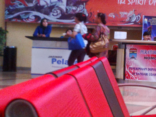 Asuransi tambahan di Palembang Airport 2