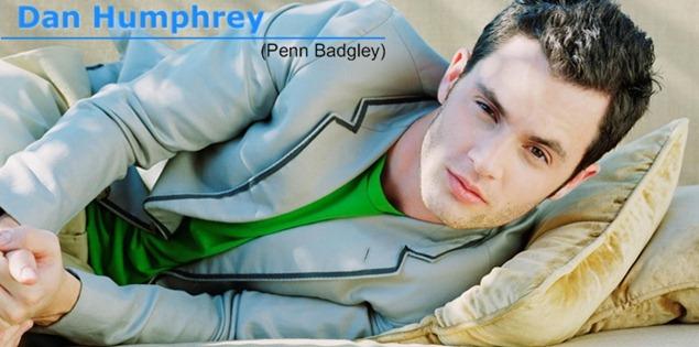 Dan Humphrey (Penn Badgley)