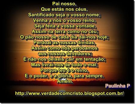PAI NOSSO PP 01