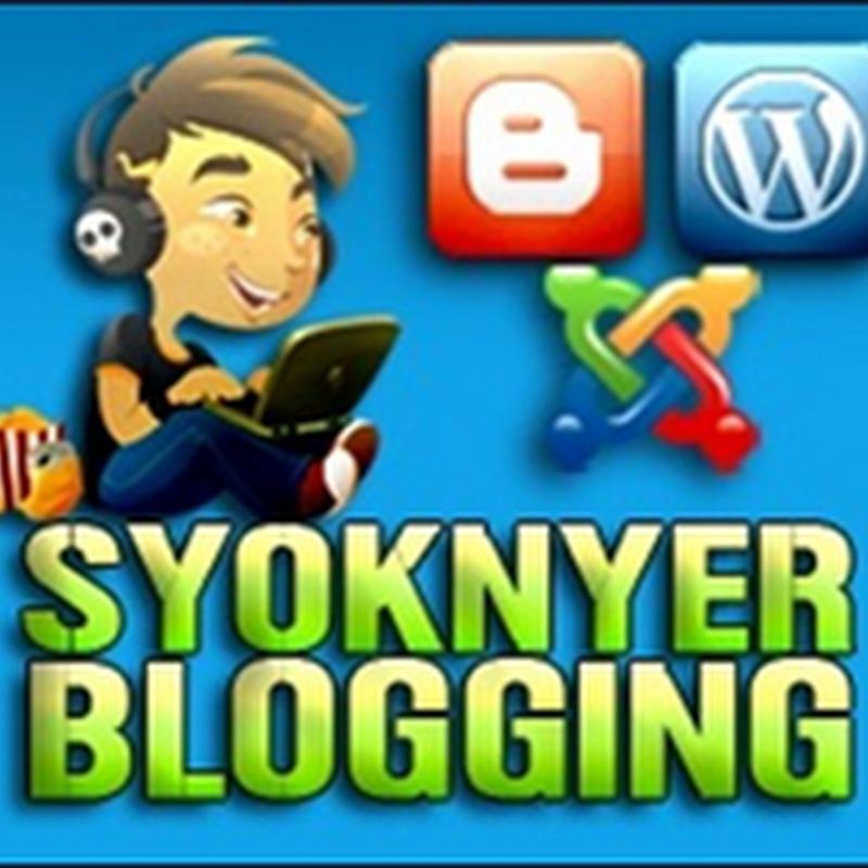 Mengapa Syoknyerblogging.com