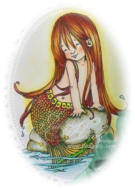 Little Mermaid Kailani2