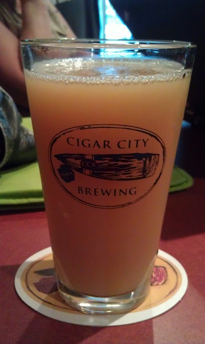 Cigar City/Wakefield Brewing Guanabana