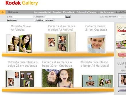 Kodak vende servicio de fotografía a Shutterfly
