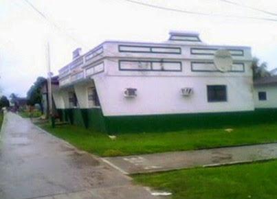 Una delle abitazioni del centro, Chaves - Parà, foto: The GreenClub