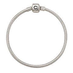 Chamilia Silver Snap Bracelet