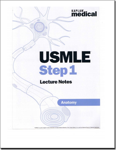usmle-step-1-lecture-note-anatomy