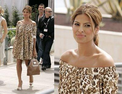 Long haircut Eva Mendes Long