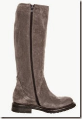 Esprit Fleece Lined Suede Boot