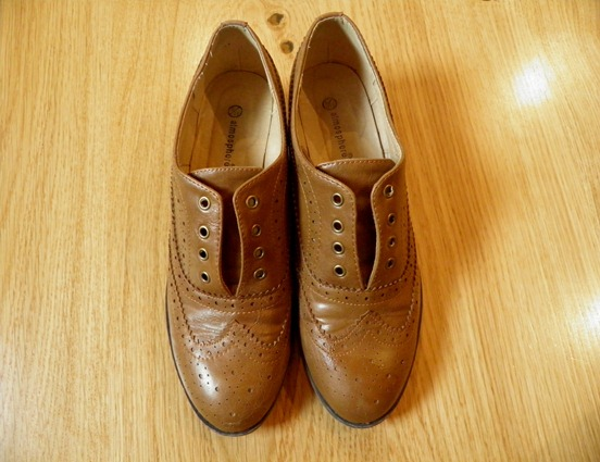 PRIMARK BROGUES