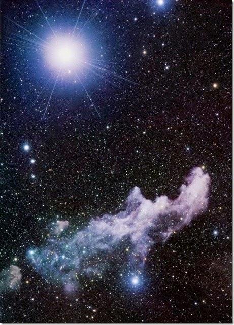 Nebulosa de la bruja