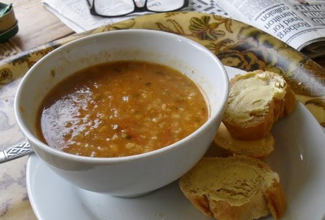 vegetable mulligatawny soup