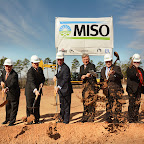 Miso Ground Breaking