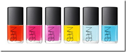 NARS Thakoon Nail Polish group shot 6 - hi res